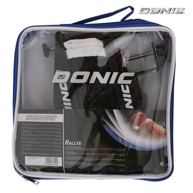 Профессиональная сетка для н/т с креплением Donic Ralley купить с доставкой в Уфе